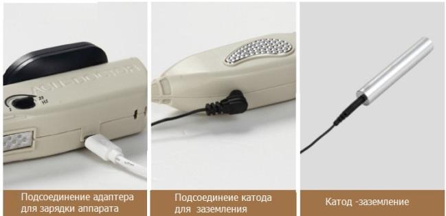 электропунктурный аппарат акудоктор